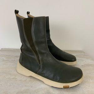 Birkenstock Footprints Women's Leather Boots 41